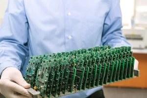 Assembled PCBs