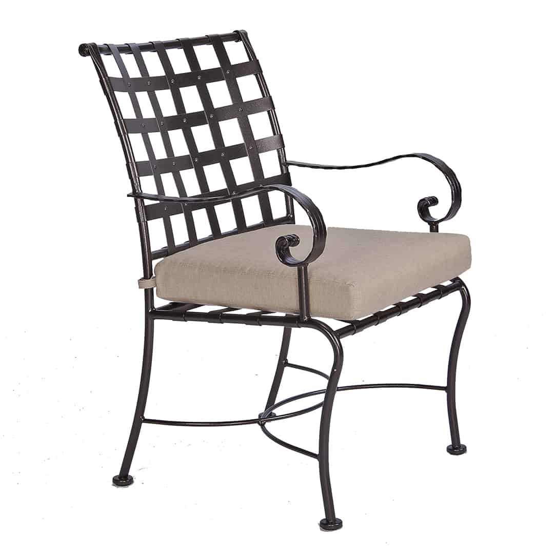 classico dining arm chair