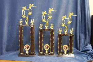 round robin pool tournament trophies