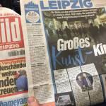 Articolo evento multimediale Lipsia
