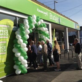 New Budgens Store Launch