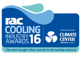 Ultra are finalists in 3 categories at the RAC Cooling Industry Awards 2016!