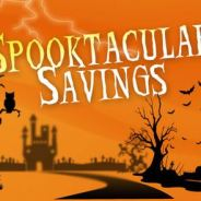 Spooktacular Savings! Glass Door Merchandiser