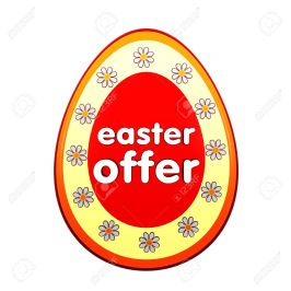 ****Eggclusive Easter Offer****