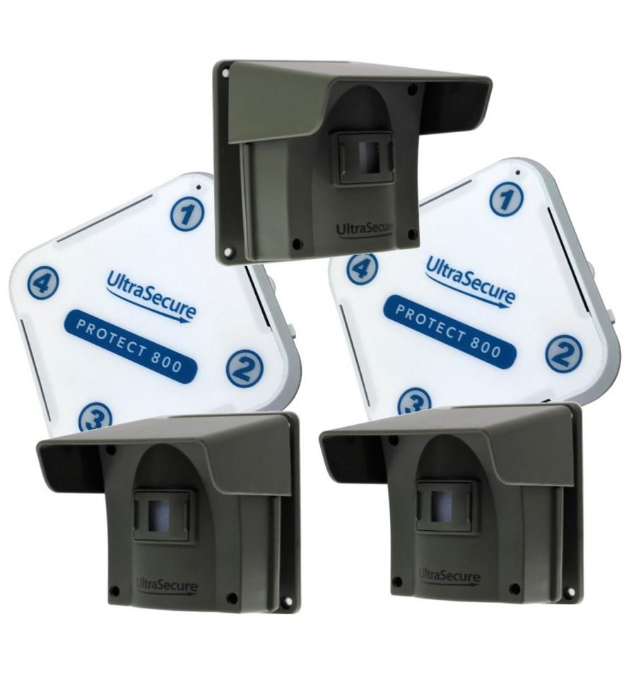 Range Alarms Long Driveway Wireless