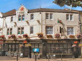 CityArms pub