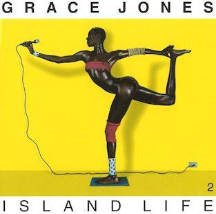 Grace Jones - Island Life (portada)