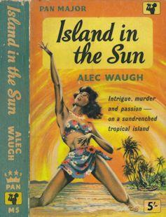 Island in the sun (portada libro)