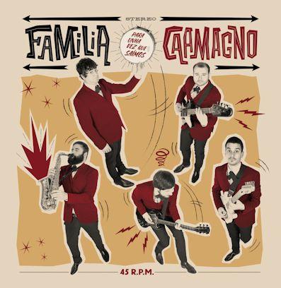Familia Caamagno - Para unha vez que saímos