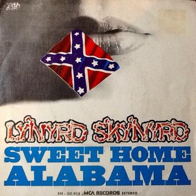 1 Lynyrd Skynyrd - Sweet Home Alabama