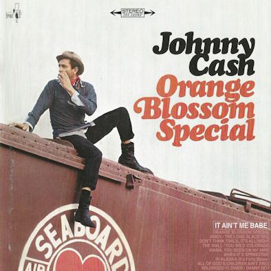 2 Johnny Cash - Orange Blossom Special