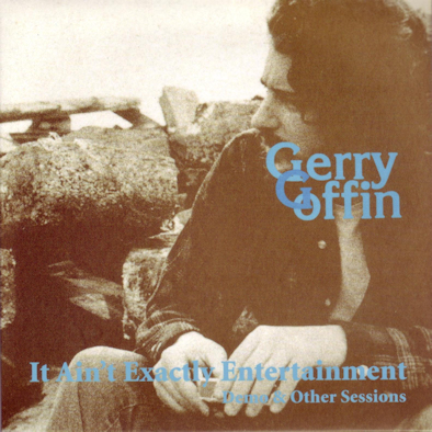 20 Gerry Goffin - It Ain't Exactly Entertainment