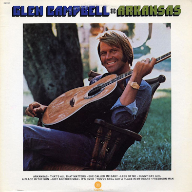 4 Glen Campbell - Arkansas