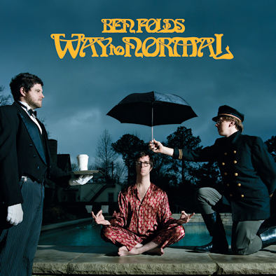 7 Ben Folds - Way to Normal