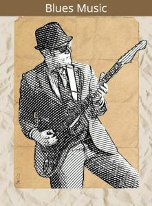 Blues Music - UltraSoundRecords (USR)