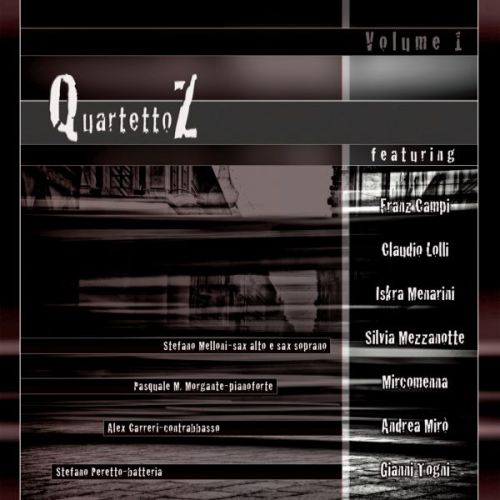 QuartettoZ 'Volume 1'