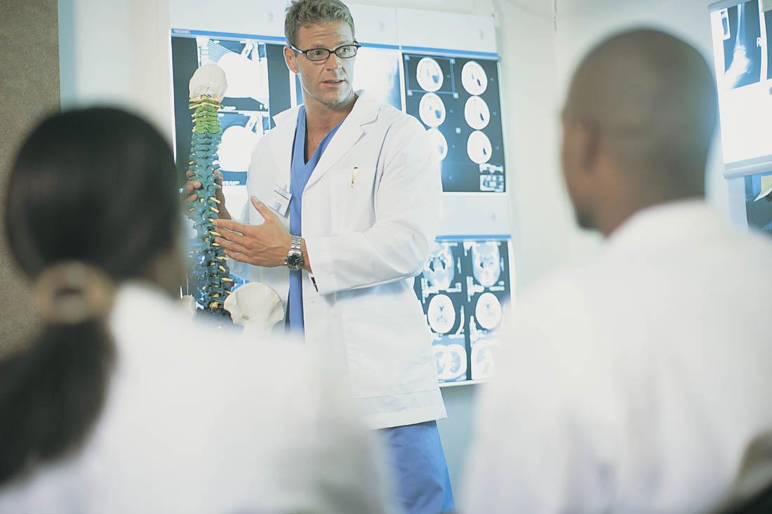 medical school class