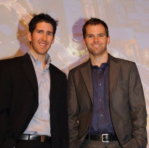 Ultrasound Podcasters, Dr. Matt Dawson and Dr. Mike Mallin!