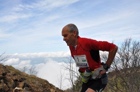 Bernard Donzel lors du Nivolet-Revard 2013. Photo Endurance-Mag