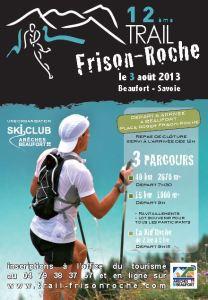 Affiche 12° Frison Roche