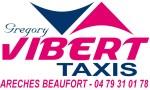 LOGO Taxi Vibert