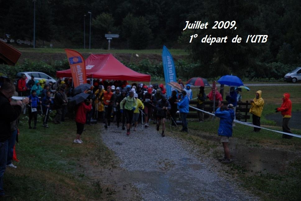 Départ 2009