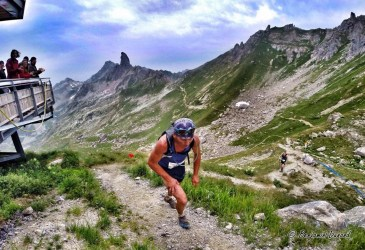 Ultra Tour du Beaufortain - Photo 03
