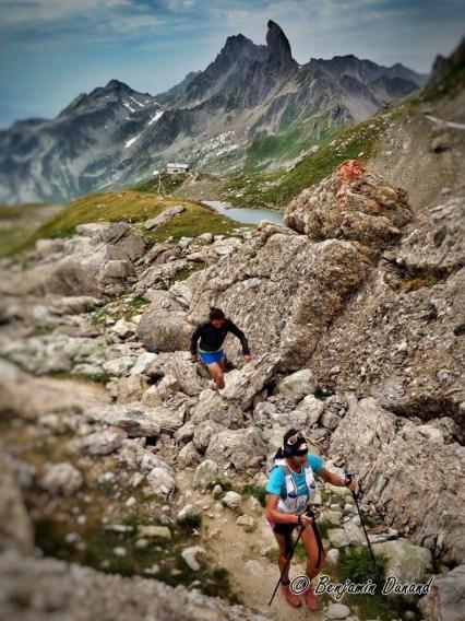 Ultra Tour du Beaufortain - Photo 05