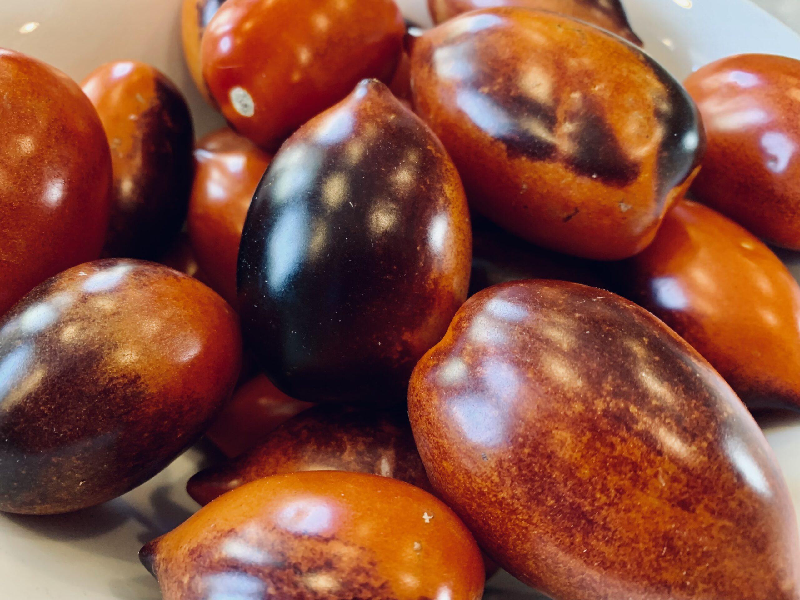 Midnight Roma Tomatoes