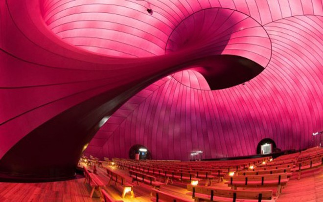 Ark Nova: The worlds First Inflatable concert hall