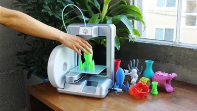 Photo of CUBE 3D Home Printer