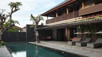 Photo of Villa Pecatu in Indonesia by Wahana Cipta Selaras Architects
