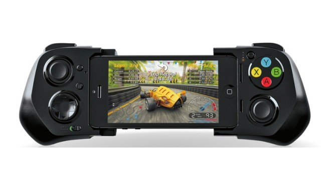Ace Power Gamepad for iOS 7 iPhone 5, 5C and 5S By Moga