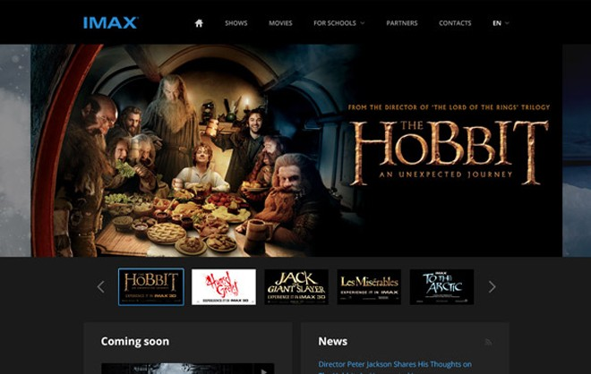 Popular Website Redesigns Concept