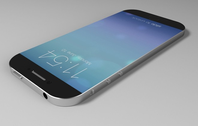 IPhone-6 Concept Design By Nikola Cirkuvic
