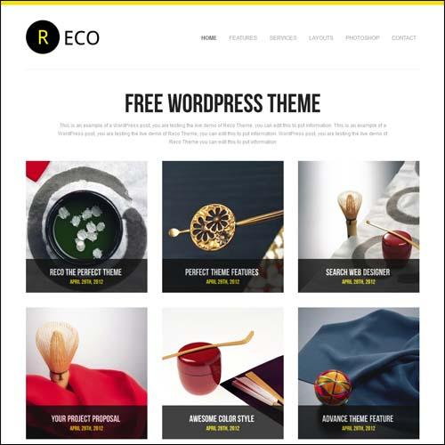 reco-the-best-premium-wordpress-theme