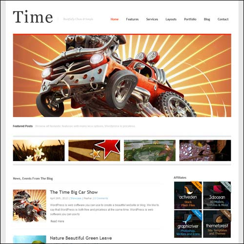 the-time-best-premium-wordpress-theme