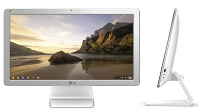 Photo of LG's 21.5-inch Chromebase All In One Chrome Desktop Computer