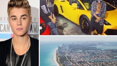 Photo of Justin Bieber Arrested In Miami For Alleged Drag Racing,