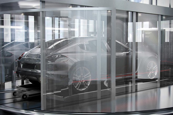 Porsche Design Tower Miami - Park Your Car Right in your Room