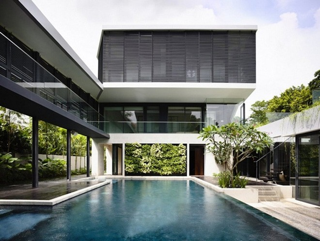 House In Singapore