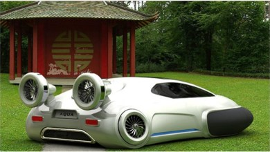 Photo of VolksWagen Aqua Concept Cars