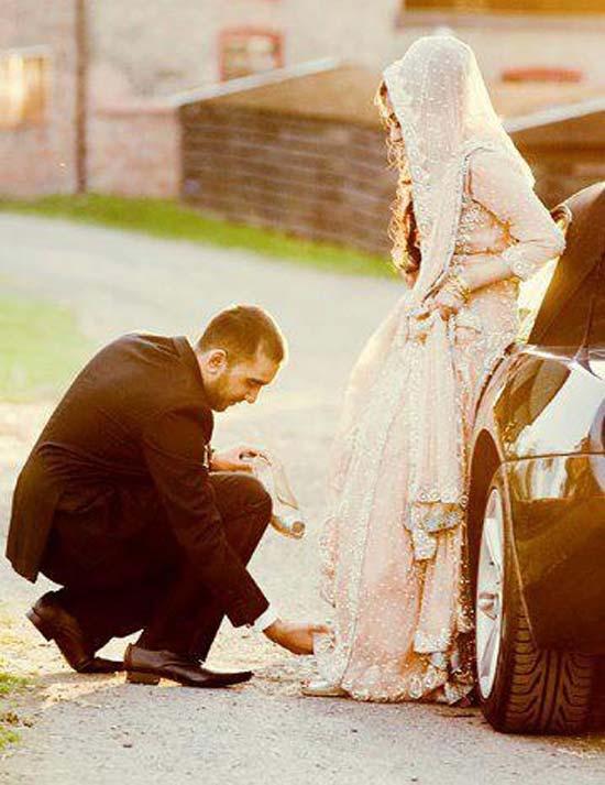 Hasil gambar untuk pasangan muslim mesra