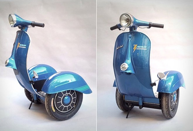 VESPA SEGWAY - Ride a segway in Style