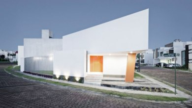 Photo of Contemporary Lv-Z House In Mexico by Nonwarp