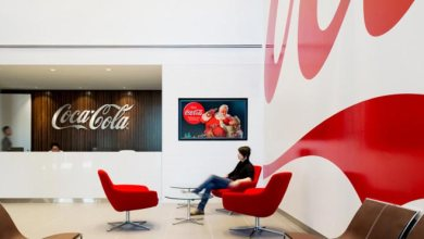 Photo of Coca Cola World – Stunning Offices In Toronto Canada