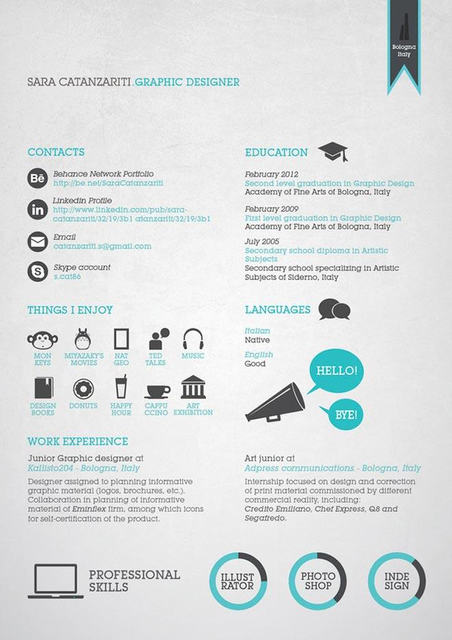 Cool CV