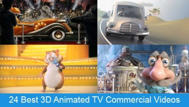 Photo of 24 Best 3D Animated TV Commercial Videos – TVC