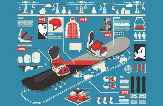 Economy Elements Infographics Design Vector