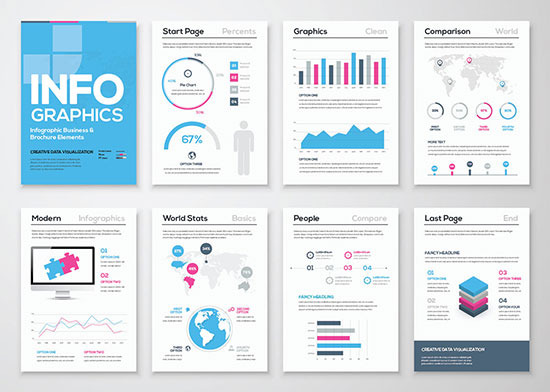 Free-High-Quality-Infographic-Brochure-Template